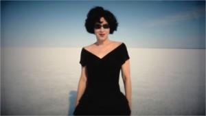 Jil Guyon, muse of Cinédanse Qyébec 2015, un Desert Widow (New-York, 2015)
